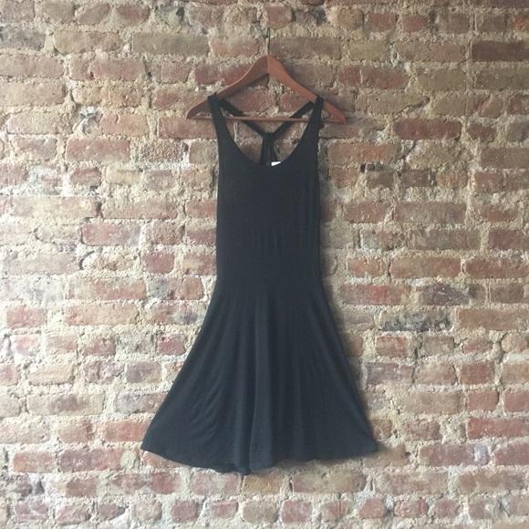 Black tank dress nordstrom